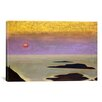 <strong>iCanvasArt</strong> 'Monhegan' by Nicholas Roerich Painting Print on Canvas
