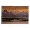 iCanvasArt 'Moods of Denali' by Dan Ballard Photographic Print on Canvas