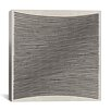 iCanvas Modern Art Wavy Lines Graphic Art on Canvas