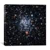 iCanvas NGC 265 Open Cluster (Hubble Space Telescope) Canvas Wall Art