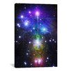 iCanvas Religion and Spirituality 'New Age Astrology Religious' Graphic Art on Canvas