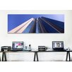 iCanvasArt Panoramic Sacramento, California Photographic Print on Canvas