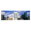 iCanvas Panoramic Wedge Tower, ExxonMobil Building and the Chevron Building, Houston, Texas Photographic Print on Canvas