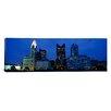 iCanvas Panoramic Columbus, Ohio Photographic Print on Canvas