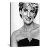 iCanvas Political 'Princess Diana Portrait' Photographic Print on Canvas