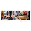 iCanvasArt Panoramic 42nd Street, New York City, Manhattan Photographic Print on Canvas