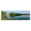 iCanvas Panoramic Warner Park, Madison, Wisconsin Photographic Print on Canvas