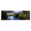 iCanvas Panoramic Hillsborough River, Tampa, Florida Photographic Print on Canvas