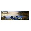 iCanvas Panoramic English Lake District, Grasmere, Cumbria England Photographic Print on Canvas