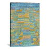 iCanvas 'Primary Route and Bypasses' by Paul Klee Painting Print on Canvas