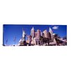 <strong>Panoramic 'New York New York Hotel, Las Vegas, Nevada' Photographic...</strong> by iCanvasArt