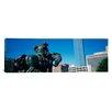iCanvas Panoramic Dallas, Texas Photographic Print on Canvas