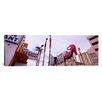 iCanvas Panoramic Fremont Street, Las Vegas, Nevada Photographic Print on Canvas