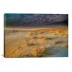 iCanvasArt 'Poverty Beach' by Geoffrey Ansel Agrons Photographic Print on Canvas