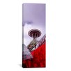 <strong>iCanvasArt</strong> Panoramic 'Space Needle, Seattle, King County, Washington State' Photographic Print on Canvas