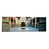 iCanvas Panoramic Medersa Bou Inania, Fez, Morocco Graphic Art on Canvas in Multi-color
