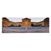 iCanvas Panoramic Philadelphia Museum of Art, Philadelphia, Pennsylvania Photographic Print on Canvas