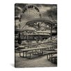 iCanvas 'Winter Games'  by Geoffrey Ansel Agrons Photographic Print on Canvas