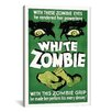 <strong>iCanvasArt</strong> 'White Zombie (Movie)' Vintage Advertisement on Canvas
