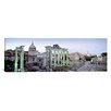 iCanvas Panoramic Ruins of an Old Building, Rome, Italy Photographic Print on Canvas in Multi-color