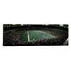 iCanvasArt Panoramic Spectators in an American Football Stadium, Hubert H. Humphrey Metrodome, Minneapolis, Minnesota Photographic Print on Canvas