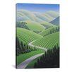 "iCanvas ""Wine Country 2"" Canvas Wall Art by Ron Parker"