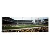 iCanvas Panoramic Spectators Watching a Baseball Match in a Stadium, U.S. Cellular Field, Chicago, Cook County, Illinois Photographic Print on Canvas