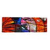 iCanvasArt 'Stained Glass Window' Photographic Print on Canvas