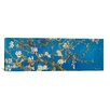 <strong>iCanvasArt</strong> Almond Blossom by Vincent Van Gogh Painting Print on Canvas in Blue