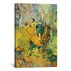 iCanvasArt 'The Good Samaritan' by Vincent Van Gogh Painting Print on Canvas