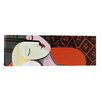 iCanvasArt Historical Fine Art 'The Dream Panoramic' by Pablo Picasso Painting Print on Canvas