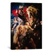 <strong>iCanvasArt</strong> 'St. George and the Dragon' by Peter Paul Rubens Painting Print on Canvas
