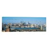 iCanvas Philadelphia Skyline Cityscape Photographic Print on Canvas in Multi-color