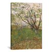 iCanvasArt 'The Flowering Orchard 1888' by Vincent Van Gogh Painting Print on Canvas