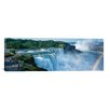 iCanvas Panoramic 'Niagara Falls, Niagara River, Niagara County, New York State' Photographic Print on Canvas