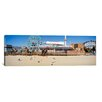 iCanvas Panoramic 'Coney Island, Brooklyn, New York City' Photographic Print on Canvas
