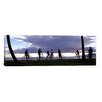 iCanvasArt Panoramic 'Honolulu, Oahu, Hawaii' Photographic Print on Canvas
