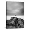 iCanvasArt 'The Wreck of the Atlantus' by Geoffrey Ansel Agrons Photographic Print on Canvas