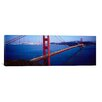iCanvas Panoramic 'San Francisco Skyline Cityscape (Golden Gate Bridge)' Photographic Print on Canvas