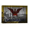 iCanvasArt Flags San Francisco City Skyline Graphic Art on Canvas
