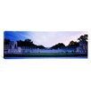 iCanvas Panoramic National World War II Memorial, Washington D.C. Photographic Print on Canvas