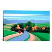 "iCanvas ""The Winding Road"" Canvas Wall Art by Ron Parker"