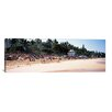 iCanvasArt Panoramic North Shore, Oahu, Hawaii Photographic Print on Canvas