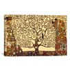 iCanvas 'The Tree of Life' by Gustav Klimt Painting Print on Canvas