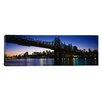iCanvasArt Panoramic New York City, 59th Street Bridge Photographic Print on Canvas