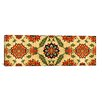 iCanvas Decorative Art 'Velvet Silk Carpet from Indian Mughal Empire' Graphic Art on Canvas