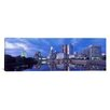 iCanvas Panoramic Ohio, Columbus, Scioto River Photographic Print on Canvas