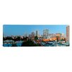 iCanvasArt Panoramic Skyline at Dawn, Oakland, California Photographic Print on Canvas