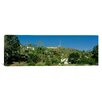 iCanvasArt Panoramic California, Los Angeles, Hollywood Sign at Hollywood Hills Photographic Print on Canvas
