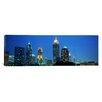 iCanvas Panoramic Skyline Atlanta GA Photographic Print on Canvas